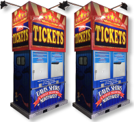 Ticket Boxes
